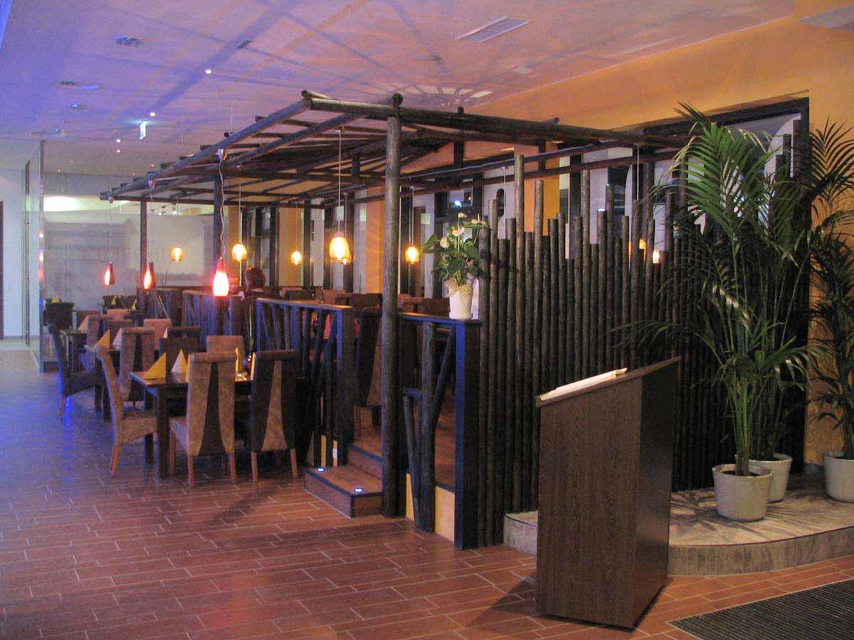 Coffee In - Afrikanische Themen Gastronomie Ausstattung in der Innenarchitektur Design Planung von Milo