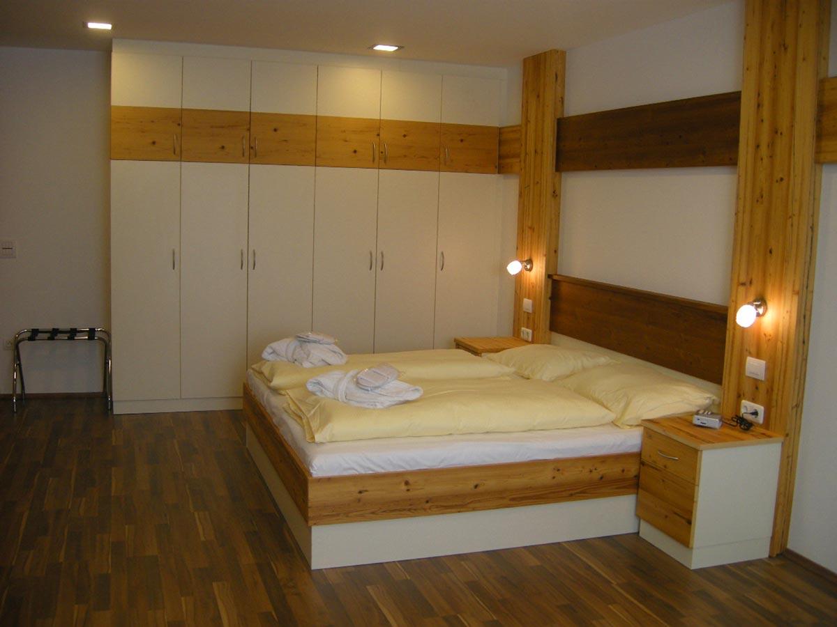 Hotel Montana Gäste Zimmer Möbel Bau - Hotel Ausstattung Interior Design Planung