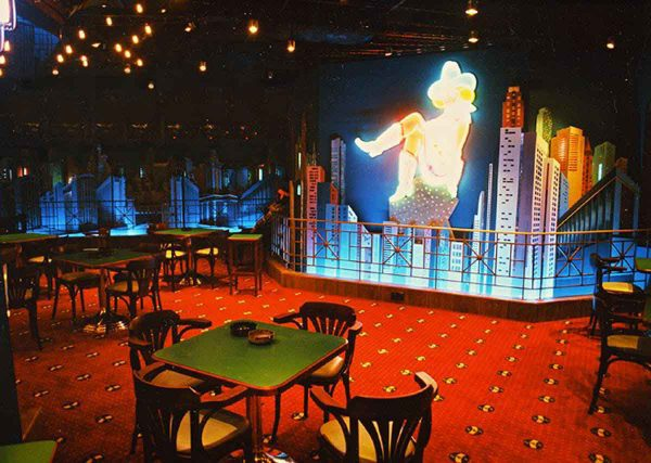 SCS Wien Wettpunkt Casino - Wand 3D und Licht Dekorationen - interior Design Planung und Realisierung Milo