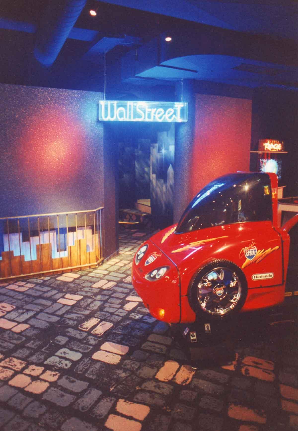Merkur Spielhalle Köln - Eingang in den Slot Machine Casino Bereich