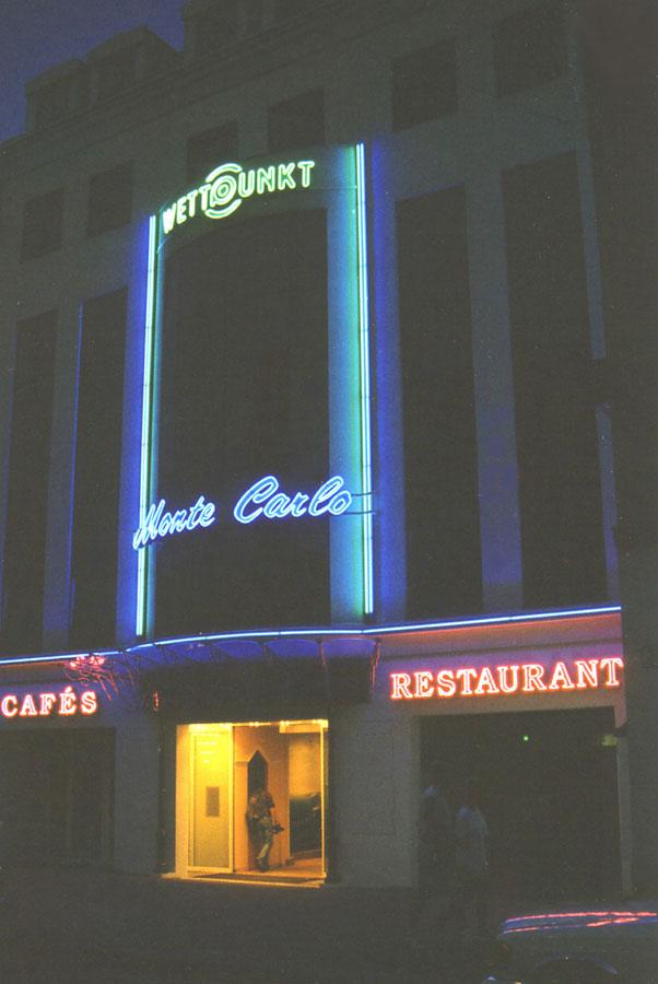 Themen Wettpunkt Gastronomie und Casino - Milo´s Design Planung der Fassade